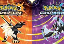 Pokemon Ultra Sun and Moon banner