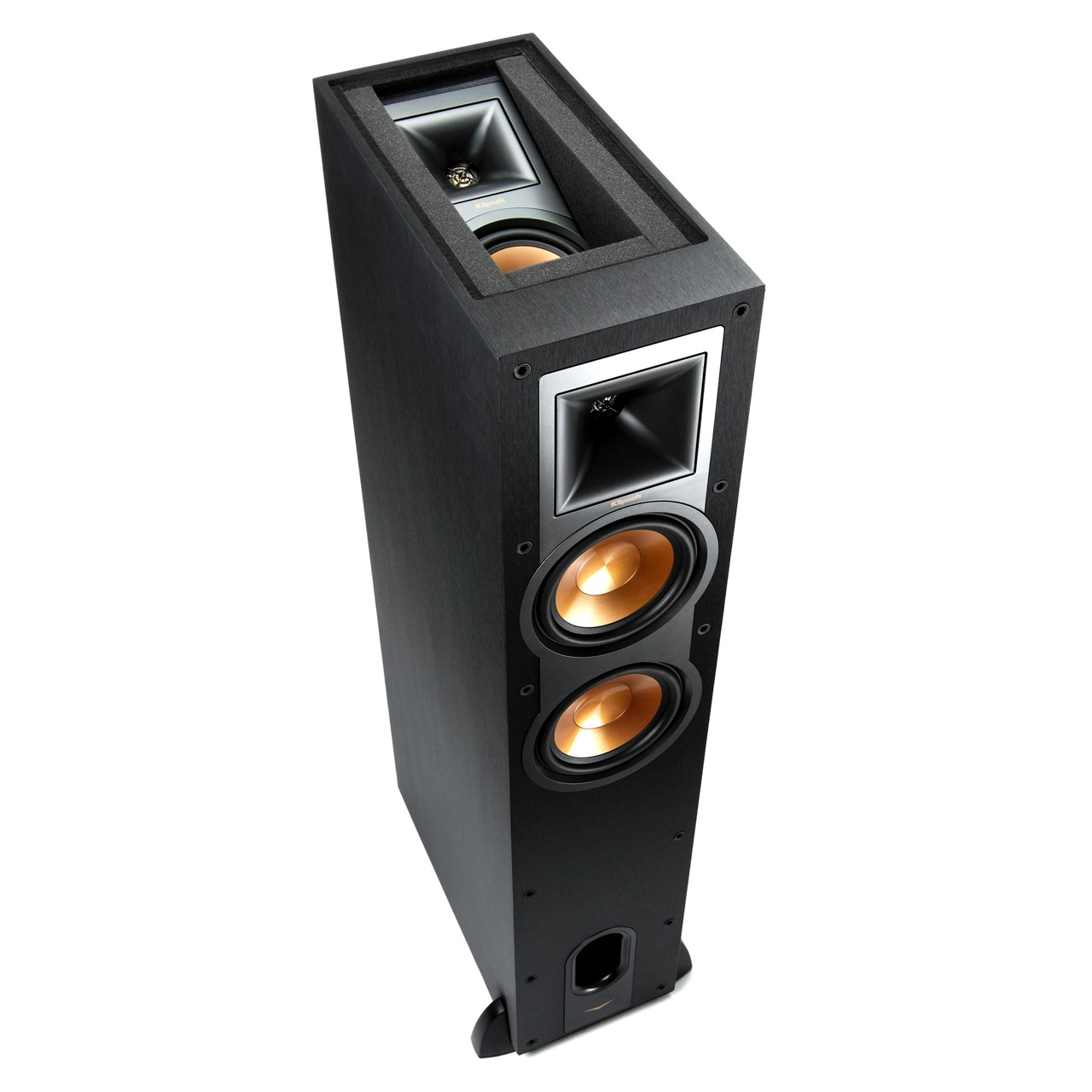 pair klipsch revival speakers front rp melbourne products floors standing floor vinyl