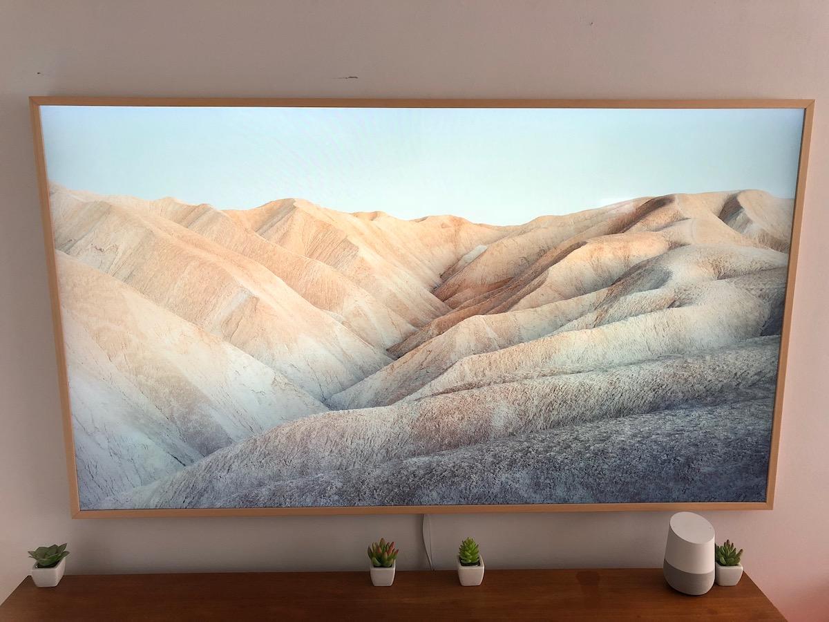 Samsung Frame TV review   Best Buy Blog