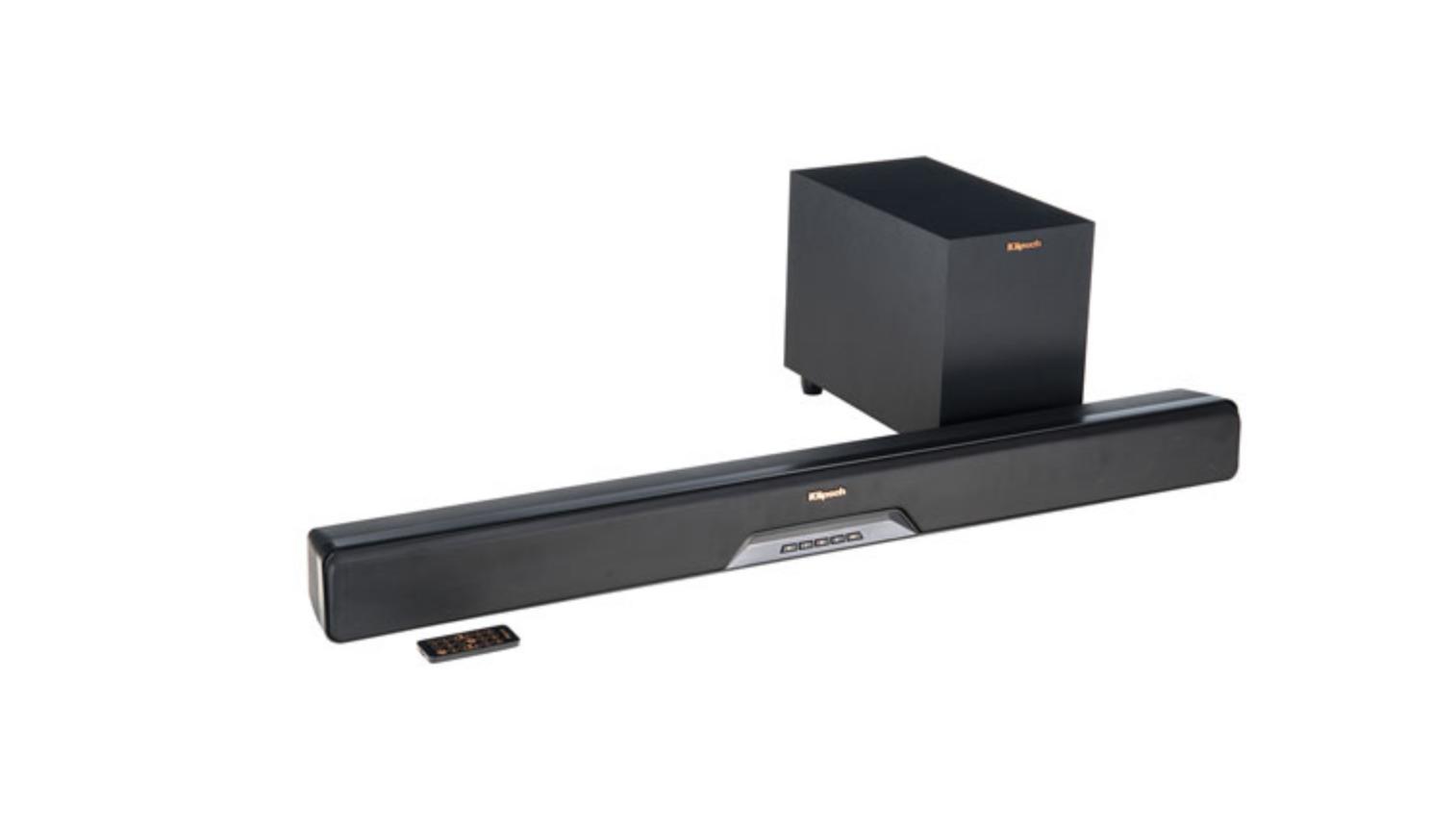 klipsch rsb 6 sound bar
