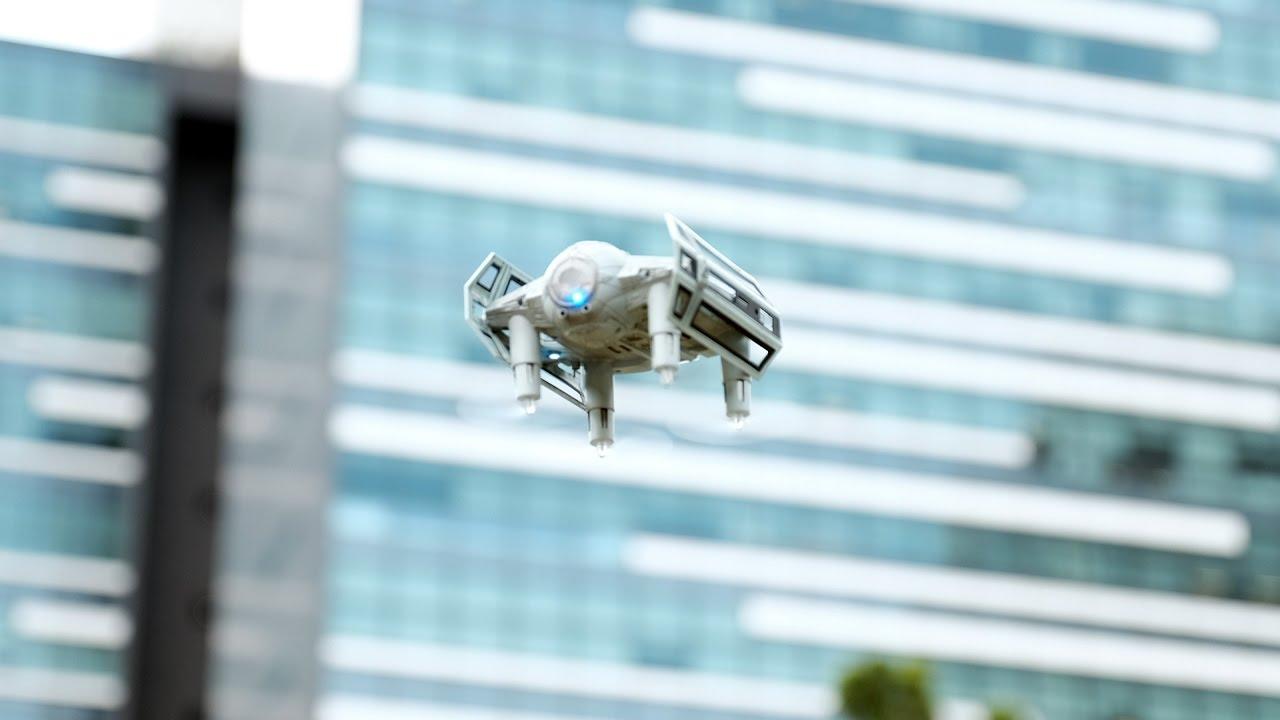 Star Wars Propel Drone Stock Shot
