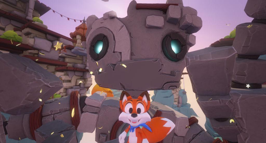 Super Lucky's Tale fox