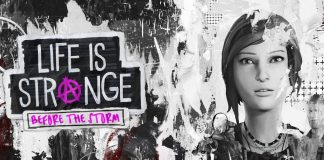 Life is Strange Before the Storm logo