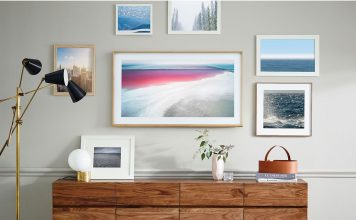 perfect tv for family - samsung the frame