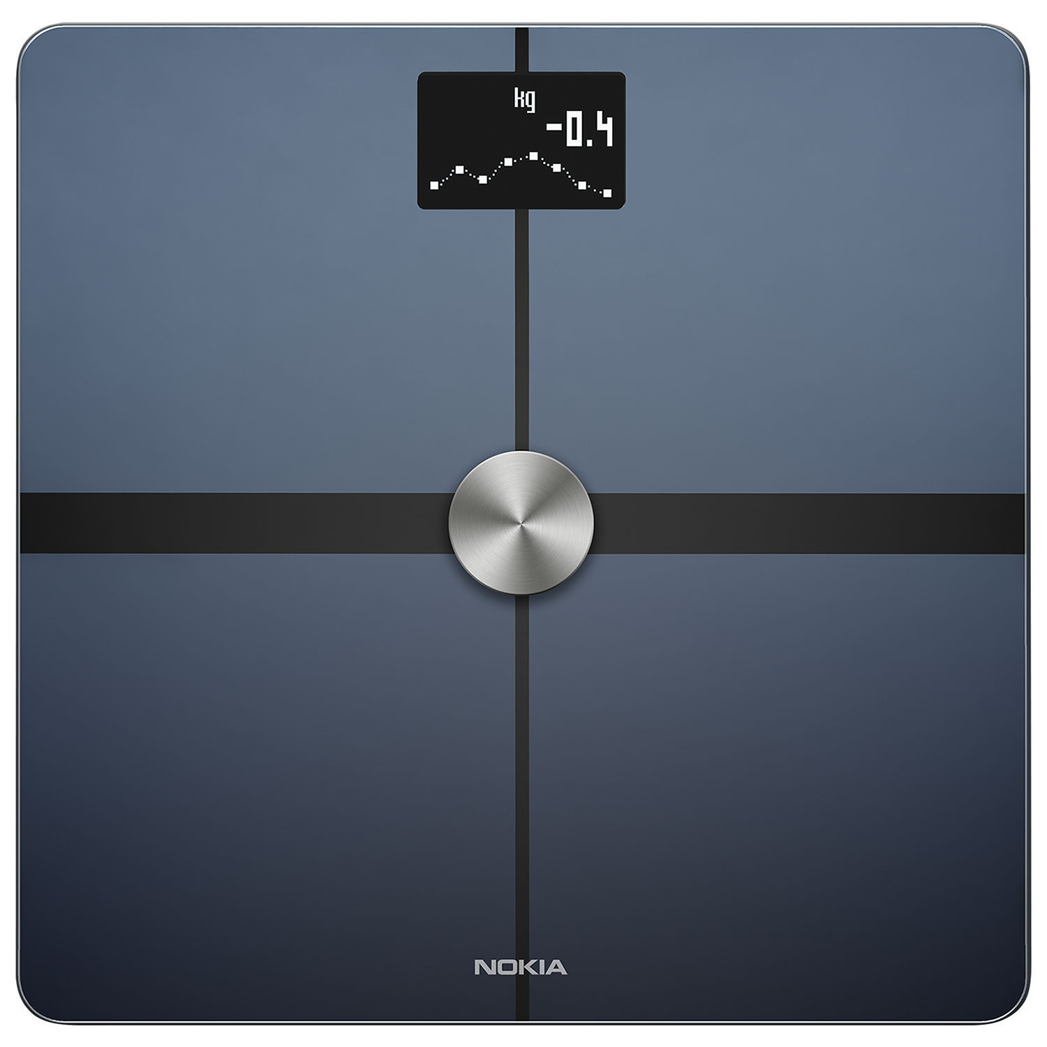 Nokia smart scale keep fit