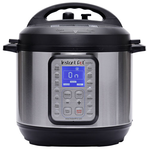 Instant Pot pressure coooker 9 in 1