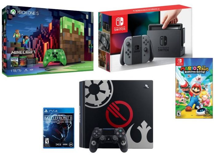 12 Days of Christmas gaming consoles