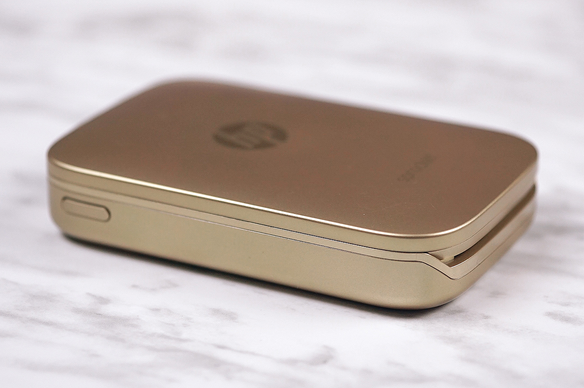 Hp sprocket bluetooth photo printer review best buy blog for Best buy photo printing