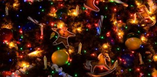 Blinking Holiday Lights