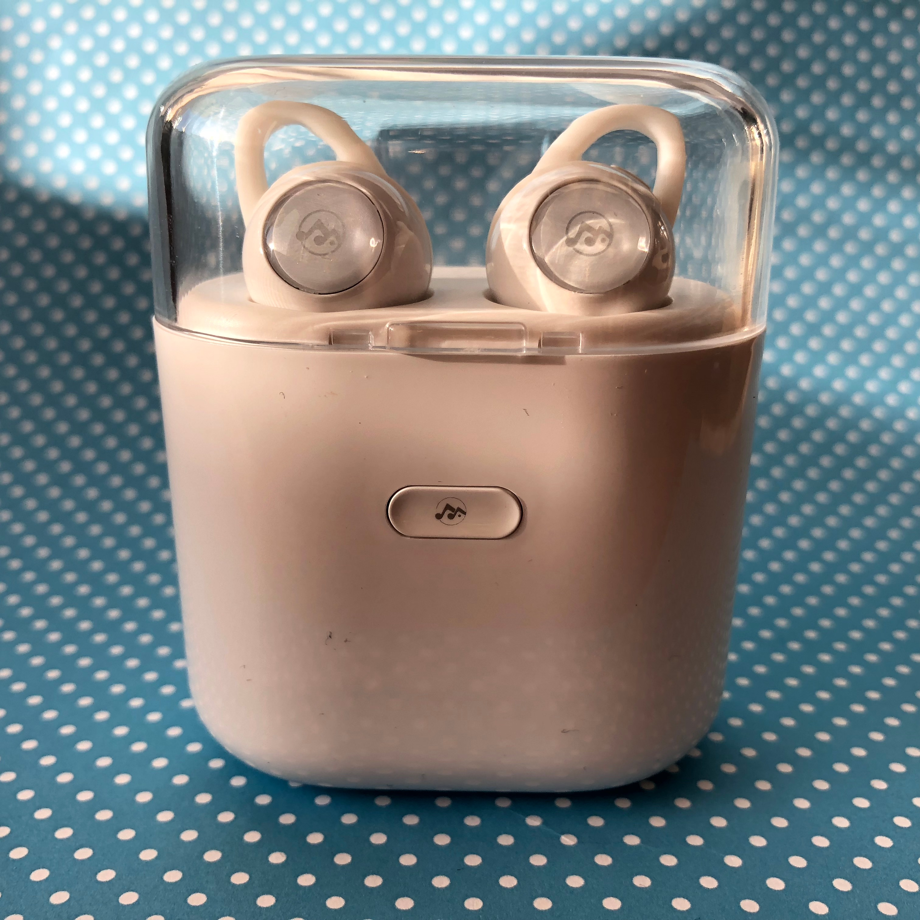 Rockpods truly wireless earbuds headphones review