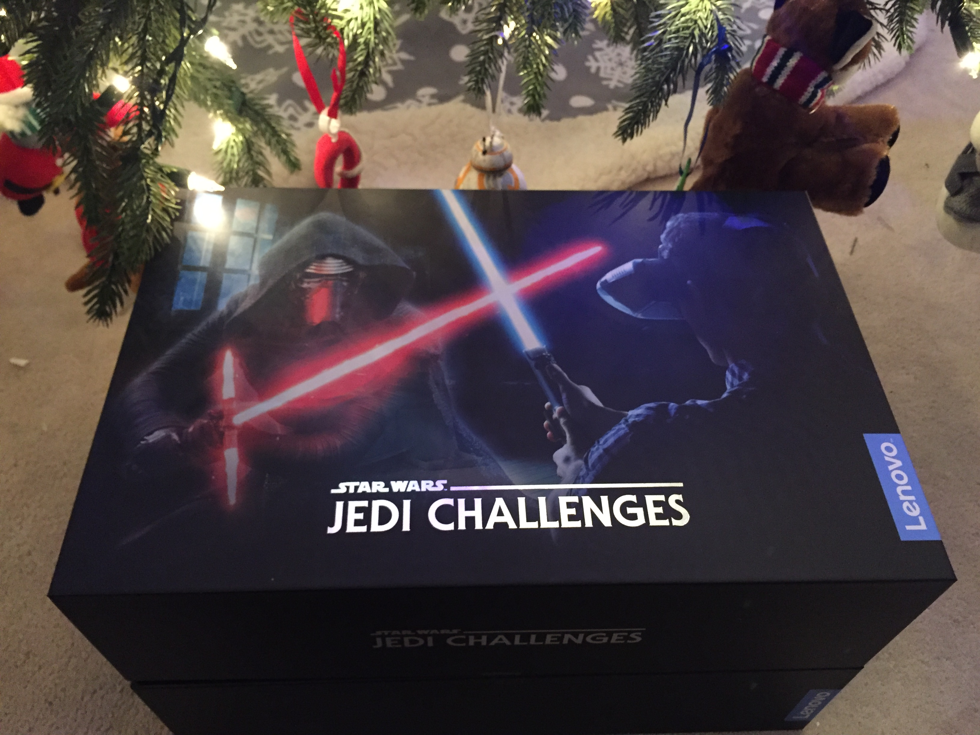 Lenovo Jedi Challenges Box