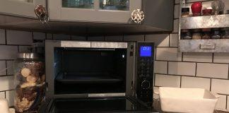 Panasonic Combination Microwave with steam