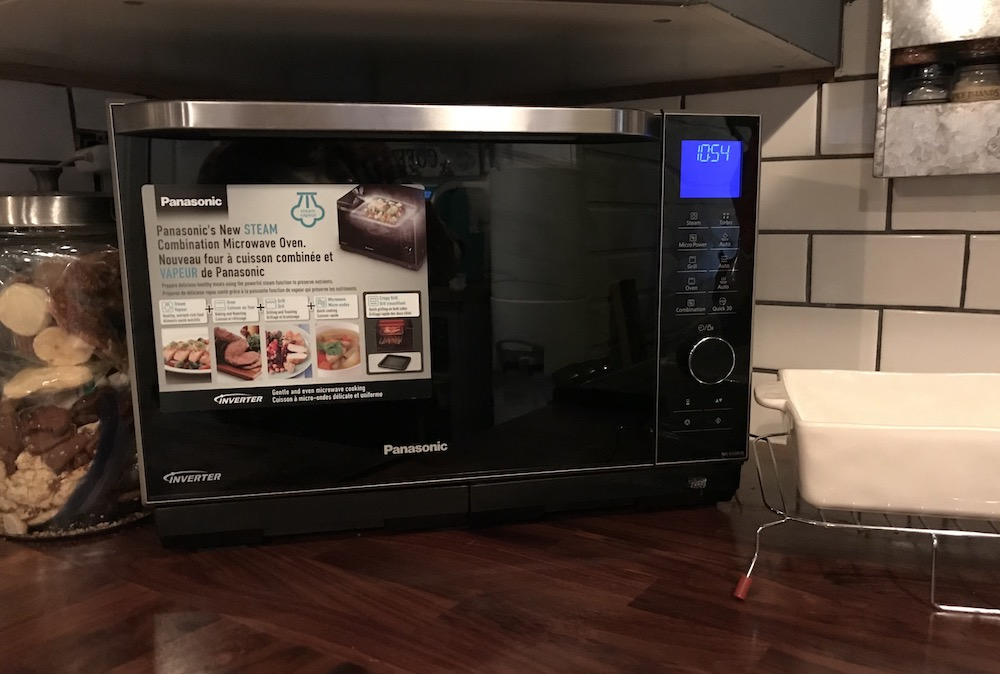 Panasonic Microwave Oven With Steam Review Best Buy Blog