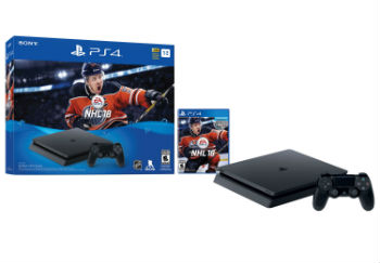 PlayStation 4 Slim 1TB NHL 18 Bundle