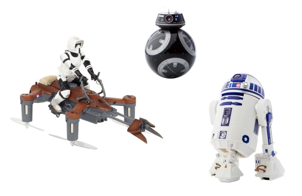 12 Days Of Christmas Gifts And Day 8 Is Star Wars Toys Best Buy Blog