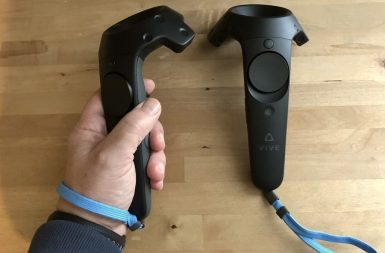 HTC VIVE VR headset review