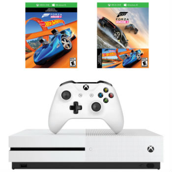 Xbox One S 500GB Forza Horizon 3