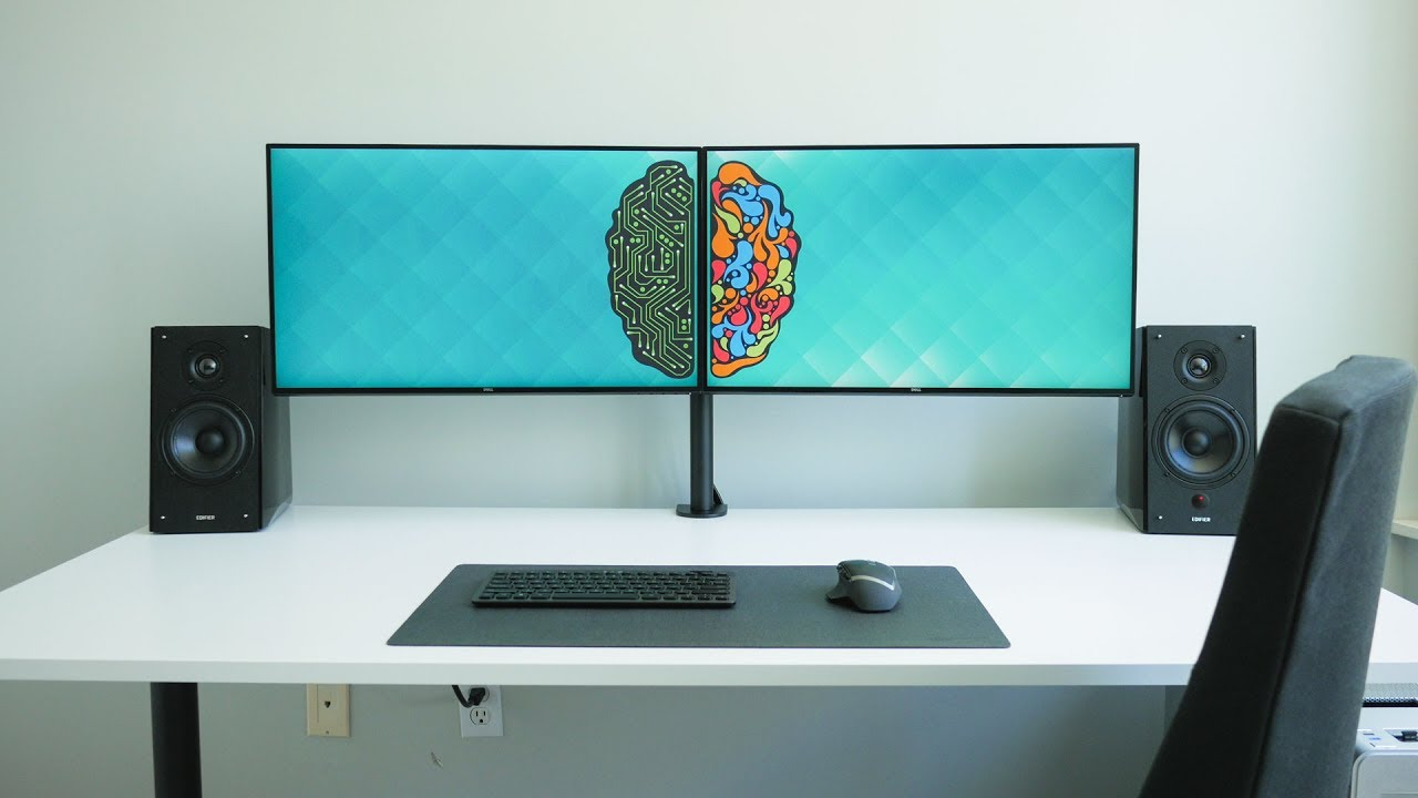 Work Smarter With Multiple Monitors Best Buy Blog