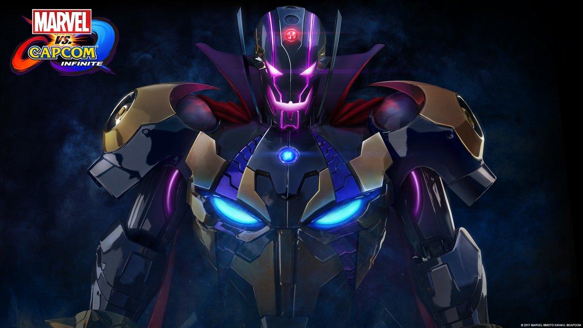 Marvel vs Capcom Infinite Ultron Sigma