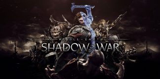 Middle Earth Shadow of War banner