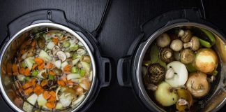 instant pot New Year's resolutions