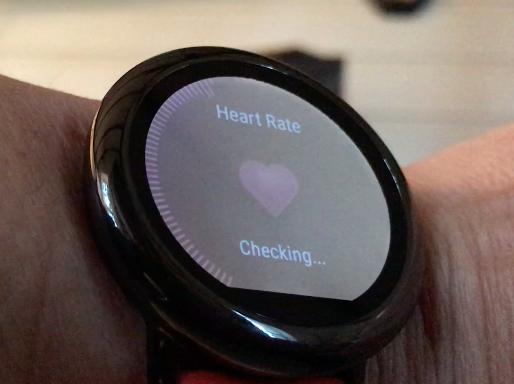 Amazfit Heart Rate monitoring