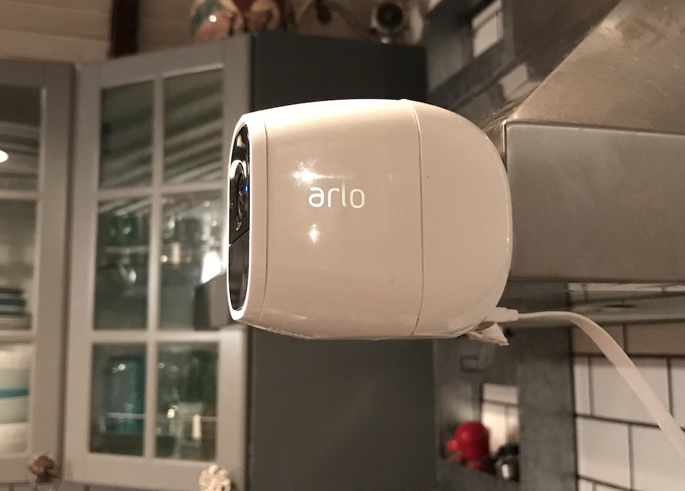 Arlo Pro 2 Home Security Camera Review