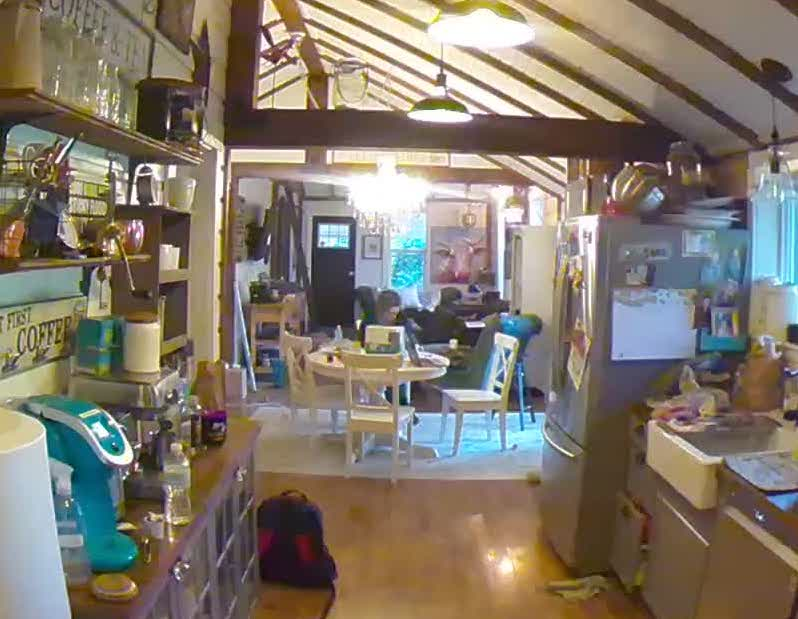 Arlo Pro 2 indoor snap shot