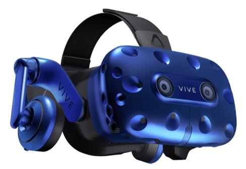 CES 2018 HTC Vive Pro
