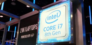 CES 2018 Intel 8th Gen Core CPU