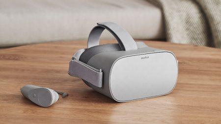 CES 2018 Oculus Go