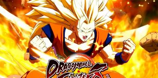 Dragon Ball FighterZ artwork