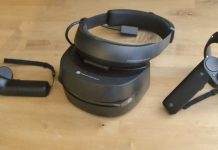 HP WMR headset review