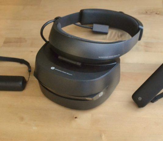 HP WMR headset review