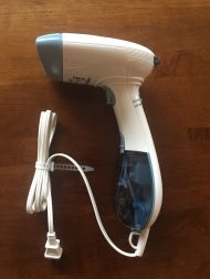 conair extreme steam fabric steamer manual