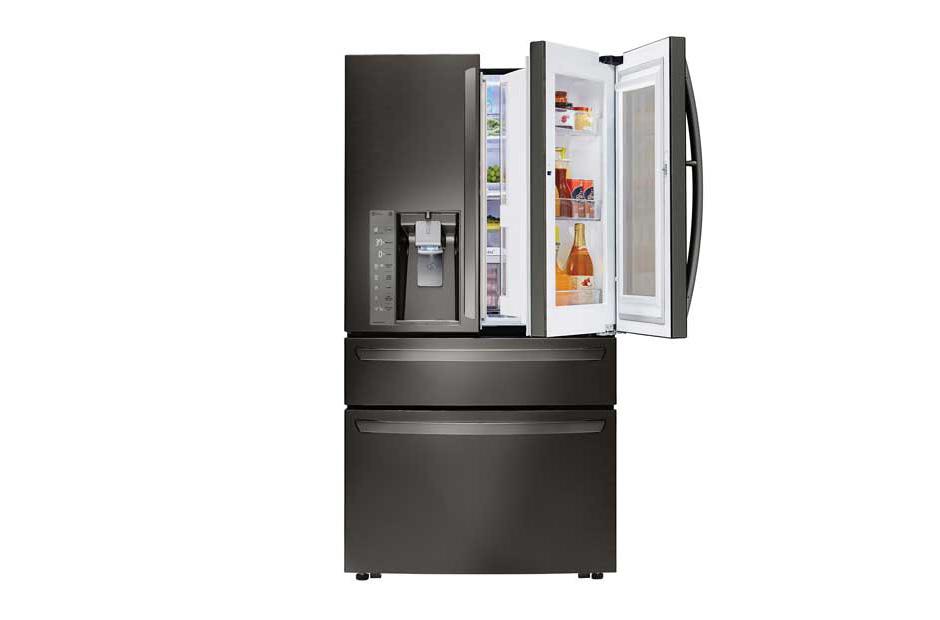 LG ThinQ refrigerator