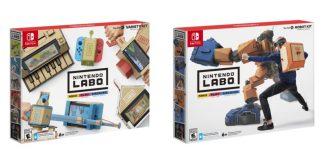 Nintendo Labo Kits