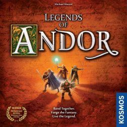 Legend of Andor board game