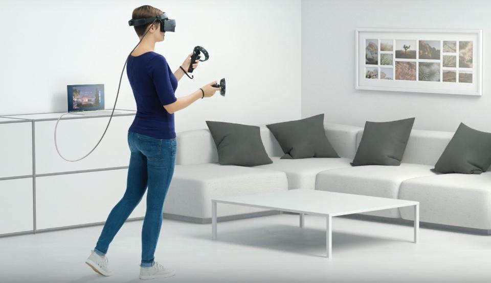 virtual reality VR vs WMR