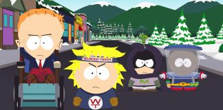 South Park Fractured But Whole comedy