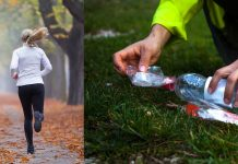 plogging fitness craze