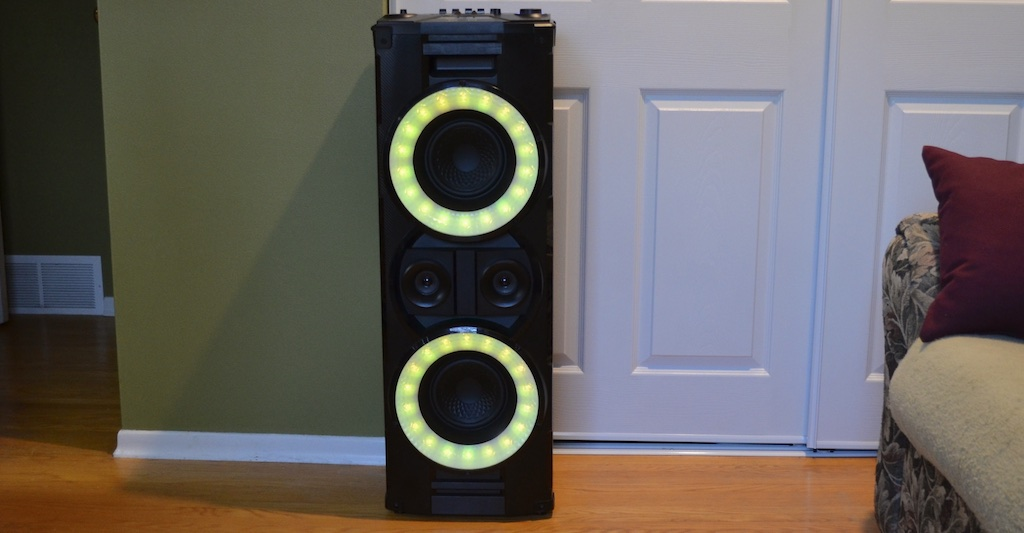 808 Audio Hex Encore Xl Speaker Review Big Bright And