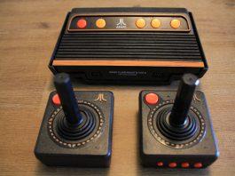 Atari Flashback 8 Gold contents