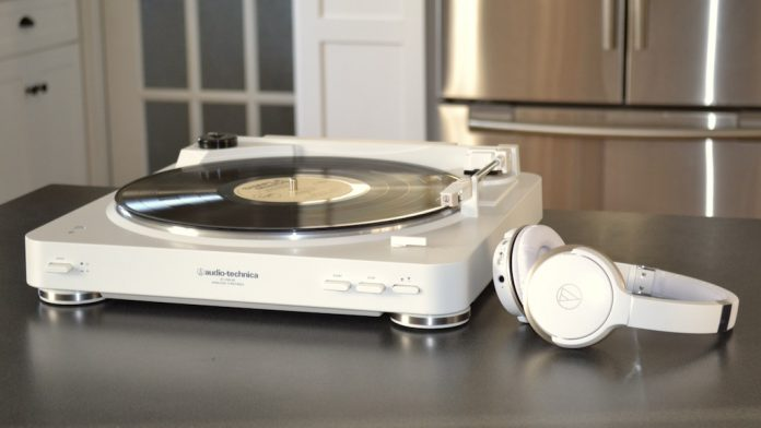 Audio technically wireless turntable review
