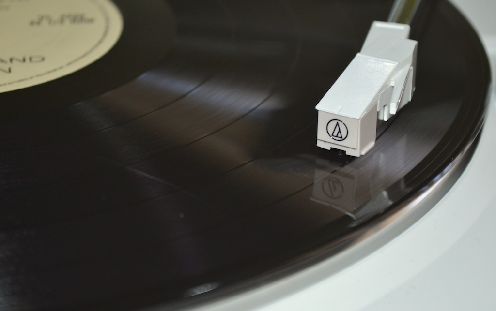 Audio Technica wireless turntable review