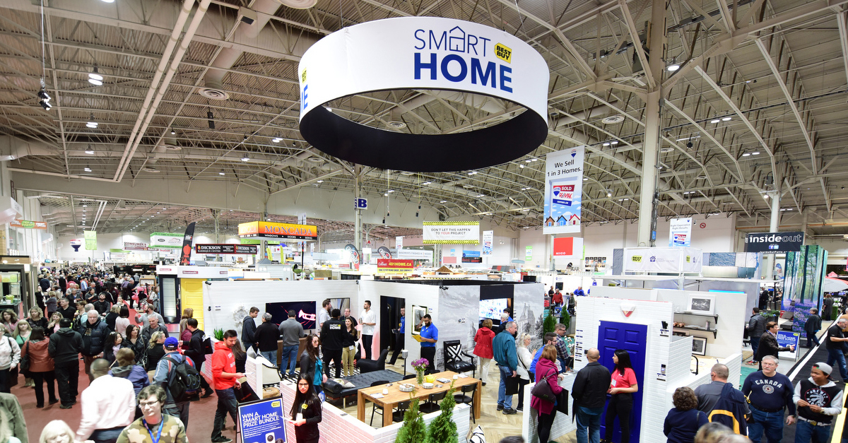 Best Buy National Home Show