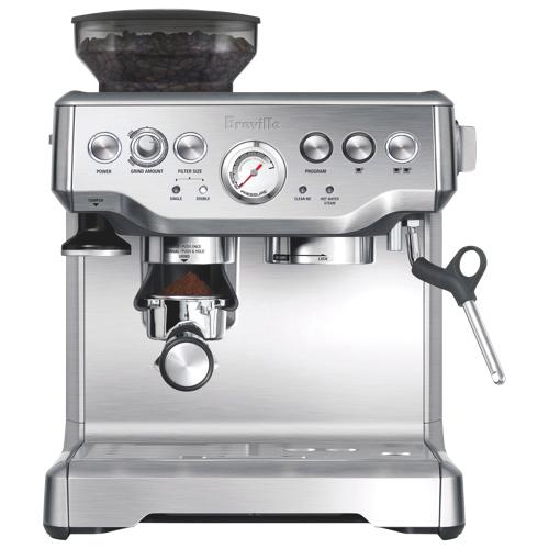 Breville dual pump espresso machine
