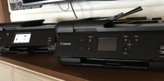 Canon Pixma All-in-one home printer review