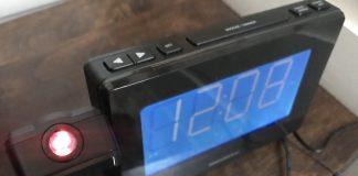 Magnasonic Alarm Clock Radio