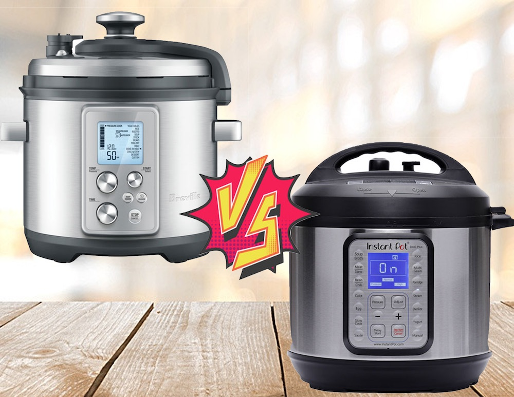 Pressure cooker vs Multicooker